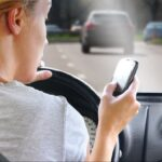 Car Accidents and Cell Phones in California